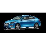 Штатные Магнитолы Hyundai Solaris 2017+