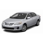 Штатные Магнитолы Toyota Corolla 2013+