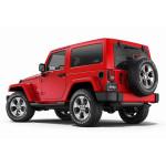 Штатные Магнитолы Jeep Wrangler Rubicon 2006+