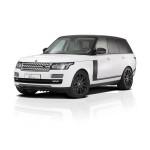 Штатные Магнитолы Land Rover Range Rover 2012-2015