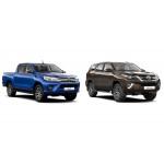 Штатные Магнитолы Toyota Hilux / Fortuner 2018+