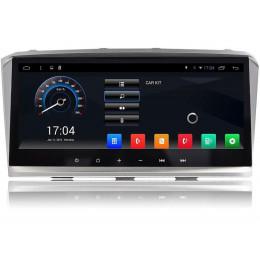 Штатная магнитола Carmedia DAFT-2723-s Toyota Avensis (2009-2013)