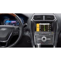 Штатная магнитола Carmedia DZ-220 Ford Kuga, Mondeo, LinColn, EDGE,  Taurus, Explore, Raptor
