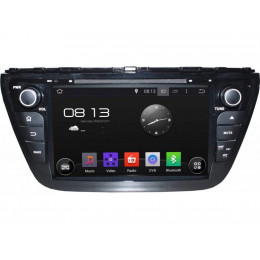 Штатная магнитола Carmedia KD-8073-P3-7 Suzuki SX4 (2013+), SX4 S-Cross (2013+)