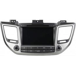 Штатная магнитола Carmedia KD-8085-P6 Hyundai Tucson (2016+)