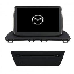 Штатная магнитола Carmedia KD-9102-P6 Mazda 3 (2013+)