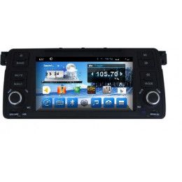 Штатная магнитола Carmedia QR-7072 (4 Ядра, Android 4.4+, GPS-Глонасс, 1024х600)