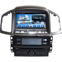 Штатная магнитола Carmedia КR-8030-T8 Chevrolet Captiva (2011-2015)