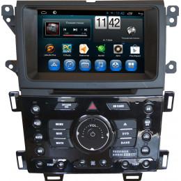 Штатная магнитола Carmedia KR-8065-T8 Ford Edge (2013+)