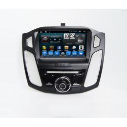 Штатная магнитола Carmedia KR-9004-T8 Ford Focus (2011+)