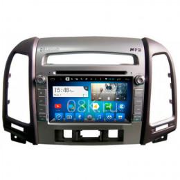Штатная магнитола Carmedia KR-7031-3-T8  Hyundai Santa Fe (2006-2010)