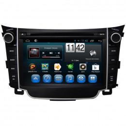 Штатная магнитола Carmedia KR-7036-T8 Hyundai i30 (2012+)