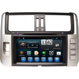Штатная магнитола Carmedia KR-8005-T8 Toyota Land Cruiser Prado 150 (2009-2013)