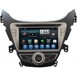 Штатная магнитола Carmedia KR-8011-T8 Hyundai Elantra (2011-2012), Avante (2011+), I35 (2011+)