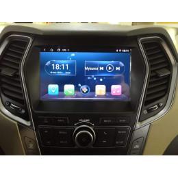 Штатная магнитола Carmedia KR-9235-DSP Hyundai Santa Fe (2012+) (DM), Grand Santa Fe (2014+)