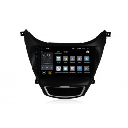 Штатная магнитола Carmedia MKD-9045 Hyundai Elantra (2013+)