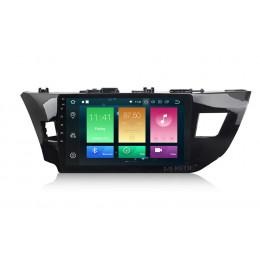 Штатная магнитола Carmedia MKD-1035-P5-8 Toyota Corolla E180/E170 (2013+)