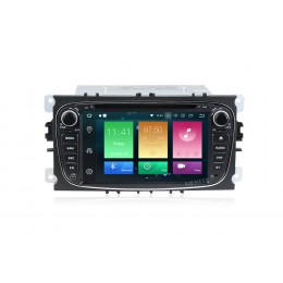 Штатная магнитола Carmedia MKD-F746B-P6-8 Ford Focus II, Mondeo, S-MAX, Galaxy, Tourneo/Transit Connect