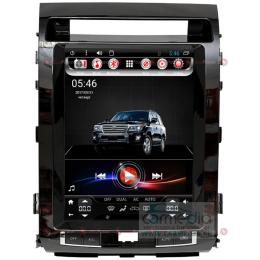 Штатная магнитола Carmedia NM-PX009 TOYOTA Land Cruiser 200 (2007-2015) Elegance