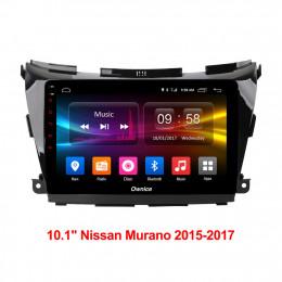 Штатная магнитола Carmedia OL-1663 Nissan Murano (2016+)