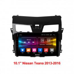 Штатная магнитола Carmedia OL-1665 Nissan Teana (2014+) (L33)