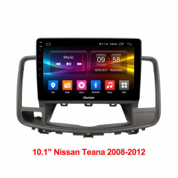 Штатная магнитола Carmedia OL-1669 Nissan Teana (2008-2013)