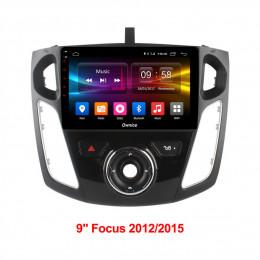 Штатная магнитола Carmedia OL-9202-MTK Ford Focus (2011+)
