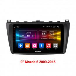 Штатная магнитола Carmedia OL-9506 Mazda 6 (2007-2012)