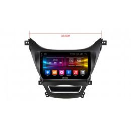 Штатная магнитола Carmedia OL-9706-P6 Hyundai Elantra (2013+)