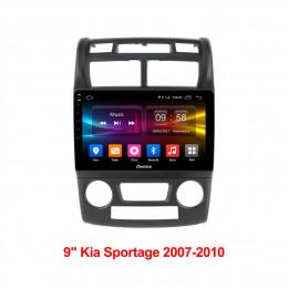 Штатная магнитола Carmedia OL-9734-MTK Kia Sportage (2004-2010)