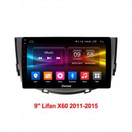 Штатная магнитола Carmedia OL-9811-MTK Lifan X60 (2012+)