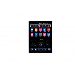 Штатная магнитола Carmedia OL-9007-MTK 2DIN Universal TESLA-style