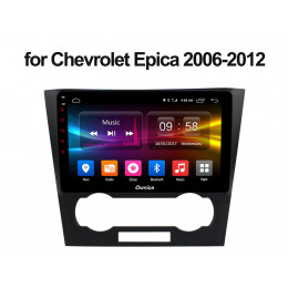 Штатная магнитола Carmedia OL-9271-S9 Chevrolet Aveo (2005-2011) (T250), Epica (2006-2012), Captiva (2006-2011)