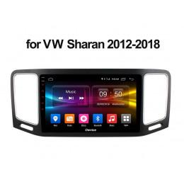 Штатная магнитола Carmedia OL-9915-S9 Volkswagen Sharan (2012-2018)