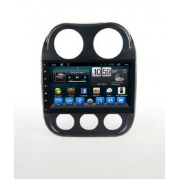 Штатная магнитола Carmedia QR-1086 Jeep Compass (2011+)