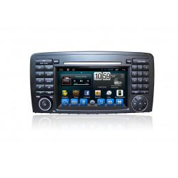 Штатная магнитола Carmedia QR-7111 Mercedes R-класс W251 (2005-2015)