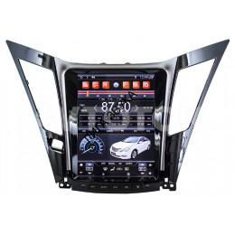 Штатная магнитола Carmedia SP-10405-T8 Hyundai Sonata YF (2010-2013)