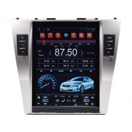 Штатная магнитола Carmedia SP-10407-T8 Toyota Camry V40 (2006-2011)