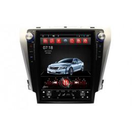 Штатная магнитола Carmedia SP-12103-T8 Toyota Camry V50, V55 (2011+)
