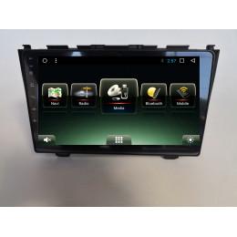 Штатная магнитола Carmedia U9-6256-T8  Honda CRV III (2006-2012) (RE)