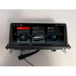 Штатная магнитола Carmedia UB-8509 BMW X5 E70 (2006-2010) , X6 E71 (2008-2010) CСC