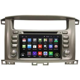 Штатная магнитола Carmedia KD-7020 (4 Ядра, Android 5.1.1+, GPS-Глонасс, 16GB Flash, 4x50W, DVR)
