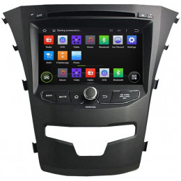 Штатная магнитола Carmedia KD-7225 (4 Ядра, Android 5.1.1+, GPS-Глонасс, 16GB Flash, 4x50W, DVR)