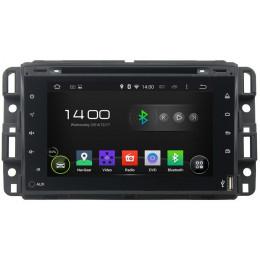 Штатная магнитола Carmedia KD-7409-P3-7 (4 Ядра, Android 5.1.1+, GPS-Глонасс, 16GB Flash, 4x50W, DVR)