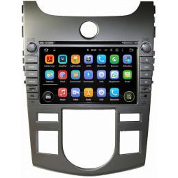 Штатная магнитола Carmedia KD-8045 (4 Ядра, Android 5.1.1+, GPS-Глонасс, 16GB Flash, 4x50W, DVR)