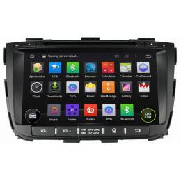 Штатная магнитола Carmedia KD-8050-P3-7 (4 Ядра, Android 5.1.1+, GPS-Глонасс, 16GB Flash, 4x50W, DVR)