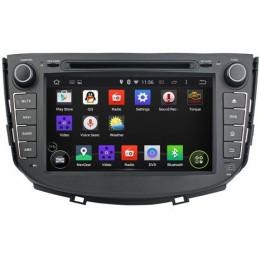 Штатная магнитола Carmedia KD-8094-P3-7 (4 Ядра, Android 5.1.1+, GPS-Глонасс, 16GB Flash, 4x50W, DVR)