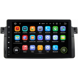 Штатная магнитола Carmedia KD-9506 (4 Ядра, Android 5.1.1+, GPS-Глонасс, 16GB Flash, 4x50W, DVR)
