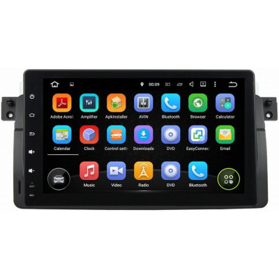 Штатная магнитола Carmedia KD-9506 (4 Ядра, Android 5.1.1+, GPS-Глонасс, 16GB Flash, 4x50W, DVR) (Наличие СПБ, МСК)