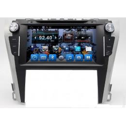 Штатная магнитола Carmedia QR-9005 (4 Ядра, Android 4.4+, GPS-Глонасс, 1024х600)